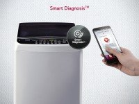 lg top load fully automatic washing machine smart diagnosis